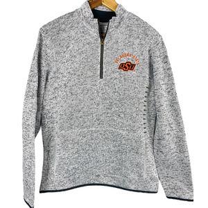 Gray Champion Sweater Oklahoma State OSU Small